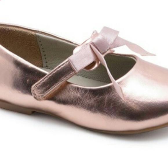 3a56d1b0d895 NWB Pazitos Ballerina Mj Mink